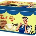 Le più belle scatole per biscotti vintage tornano di moda