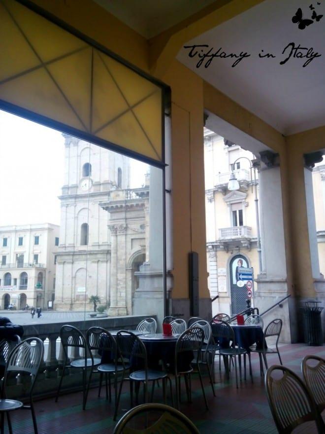 Il caff al bar i portici di lanciano for Bar ai portici