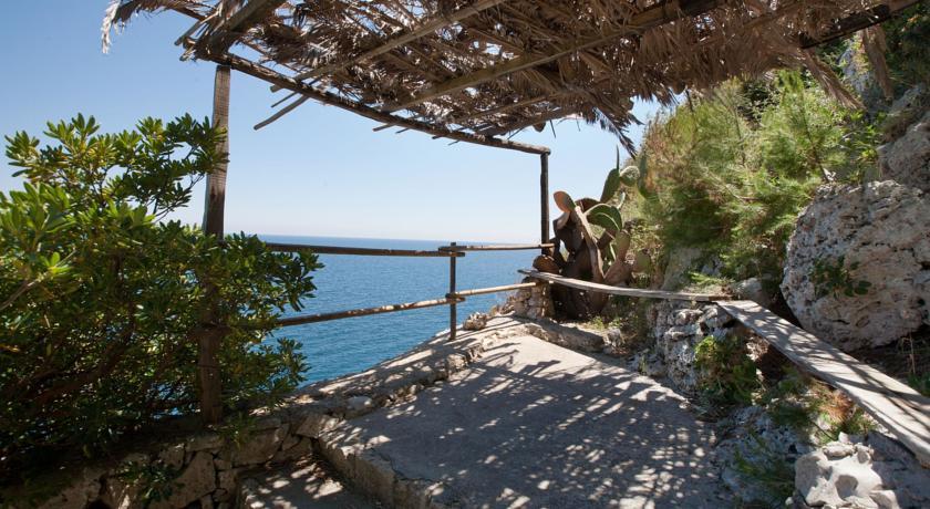 Casa Vacanze La Palombara a Castro di Lecce