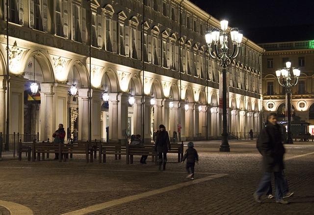 piazza di Torino