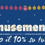 Il mio regalo di Natale: 10 gift card da utilizzare su Musement!