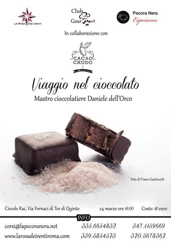 cacao crudo roma