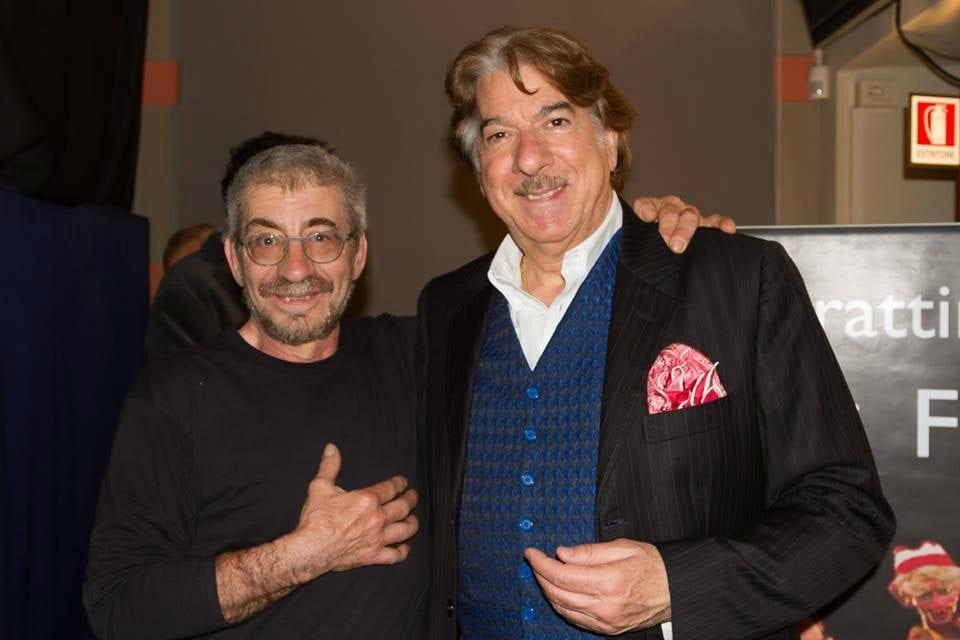 Enrico Valenti e Marco Columbro