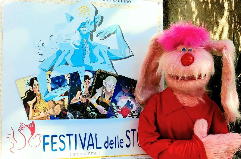 Uan al festival delle storie