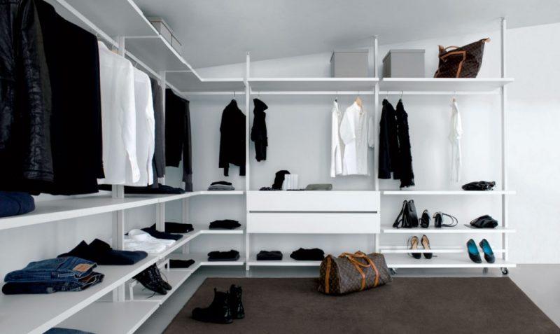 spazio camera piccola