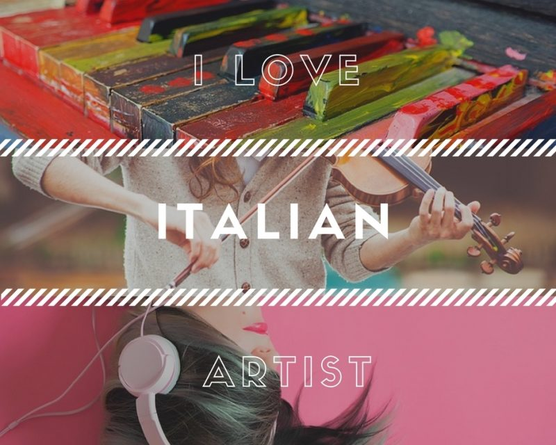 rubrica artisti italiani
