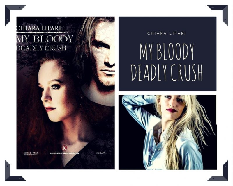 My Bloody Deadly Crush Book Cover