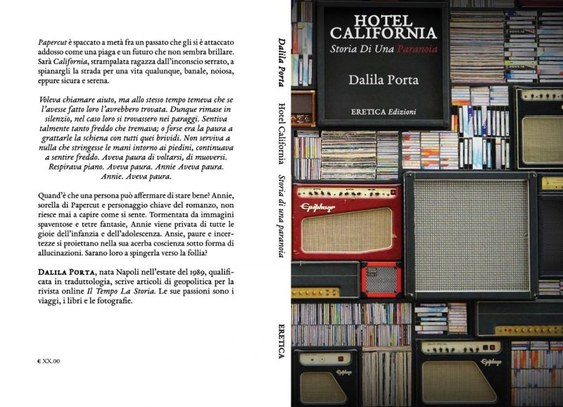 Hotel California - Storia di una paranoia Book Cover