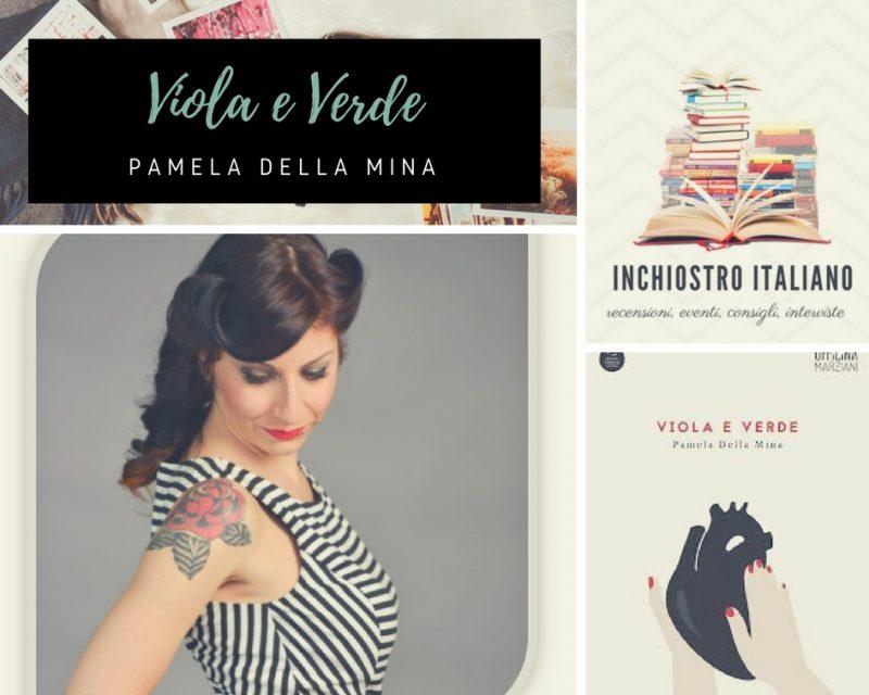 Viola e Verde Book Cover