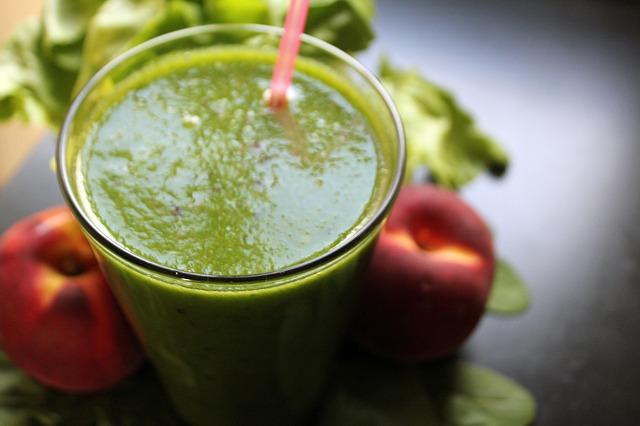 smoothie verdura e frutta