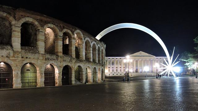 Stella Di Natale A Verona.Stella Di Natale A Verona Travel Blogger Tiffany Miller