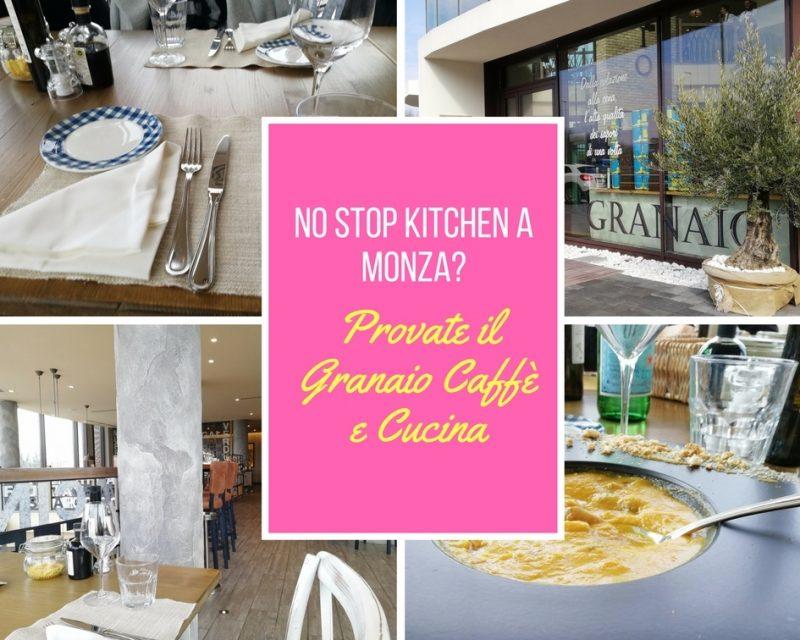 No stop kitchen a monza provate il granaio caff e cucina travel blogger tiffany miller - Granaio caffe e cucina ...