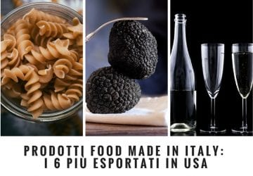 export prodotti made in italy in usa