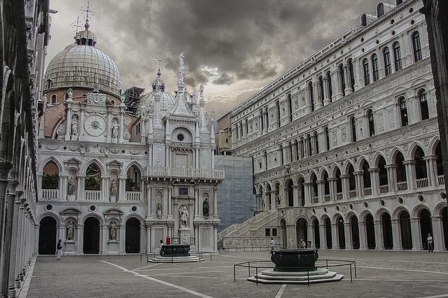 dove si trova il palazzo ducale a venezia
