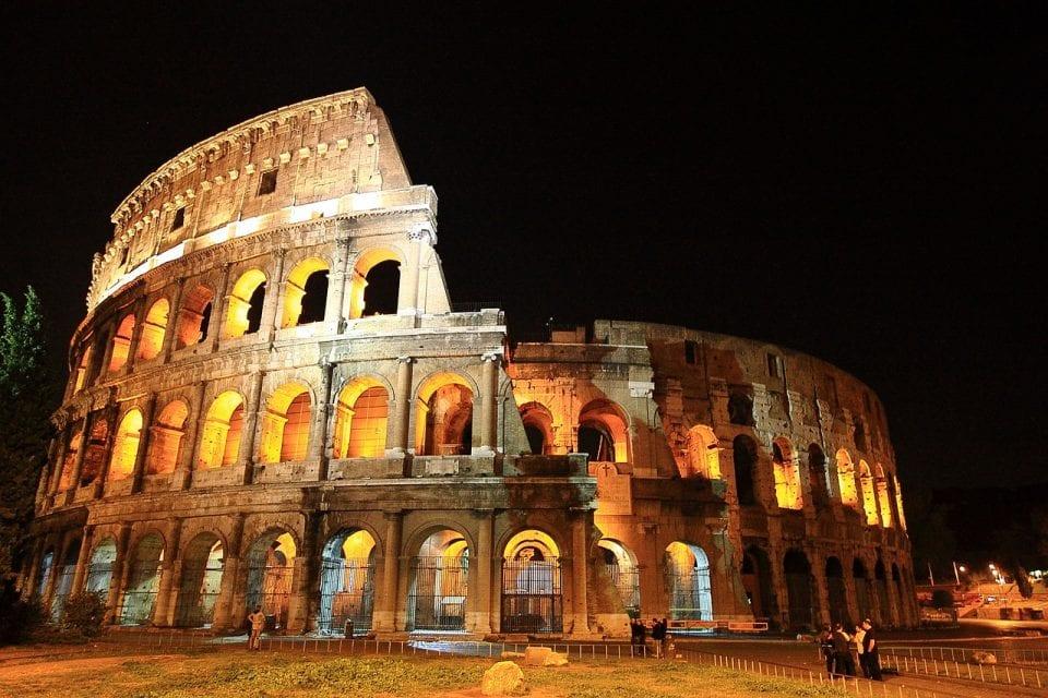 visitare il colosseo a roma