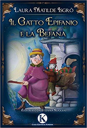 Il gatto Epifanio e la Befana Book Cover