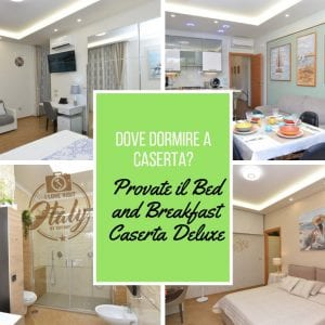 caserta bed and breakfast