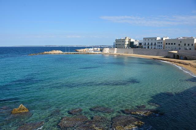 spiagge di Gallipoli