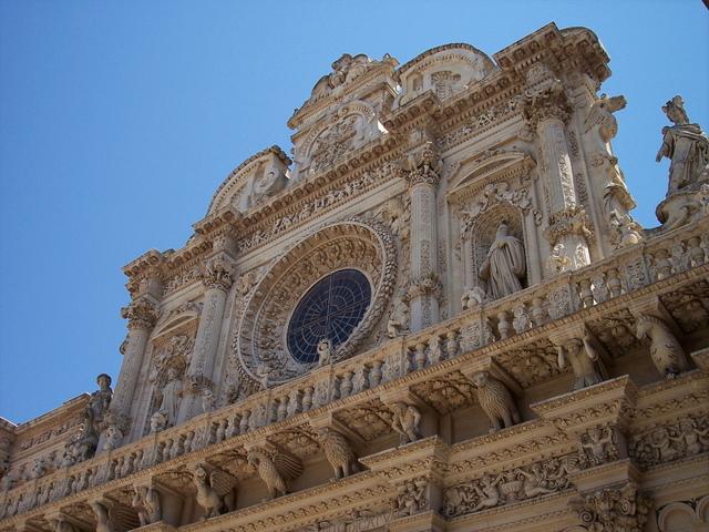 basilica Santa Croce a Lecce