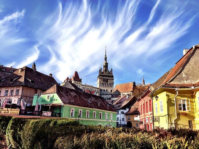 cosa vedere e cosa fare a Sighisoara in transilvania