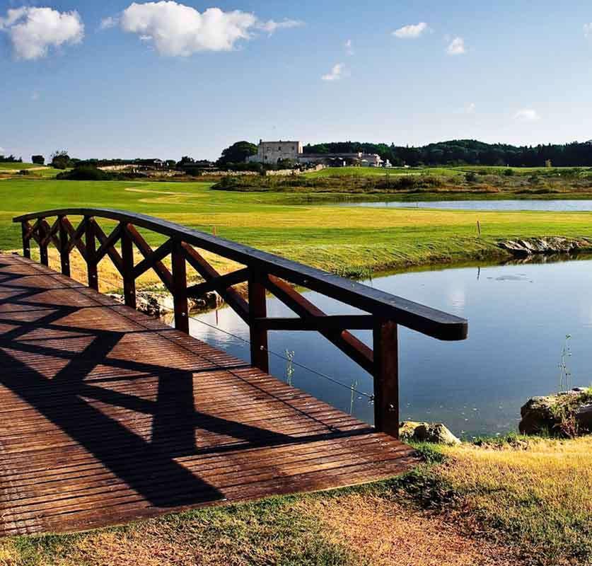 dove giocare a Golf in Puglia